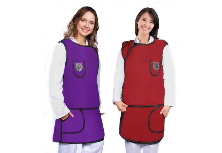 Vest-Skirt Model Protective Apron Series